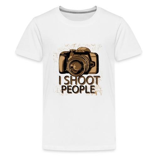 Photographer - Kids' Premium T-Shirt