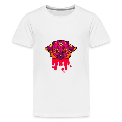three eyes - Kids' Premium T-Shirt