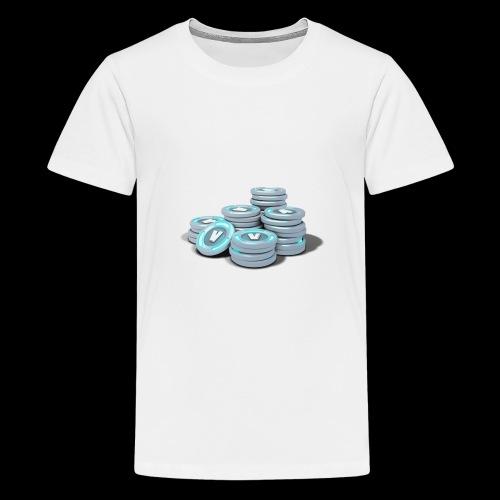 vbucks - Kids' Premium T-Shirt
