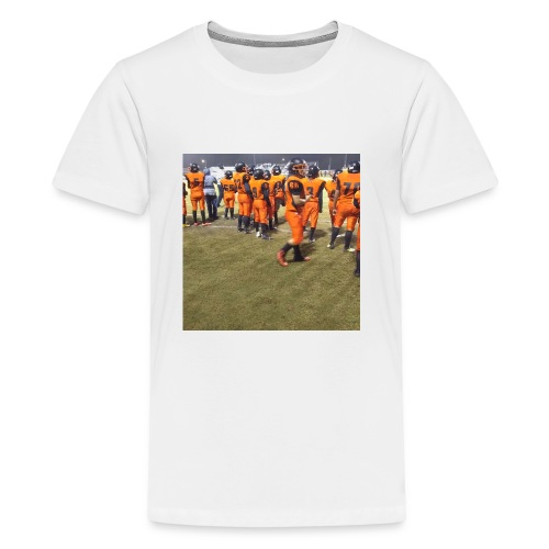 Football team - Kids' Premium T-Shirt