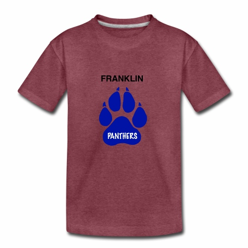 Franklin Panthers - Kids' Premium T-Shirt