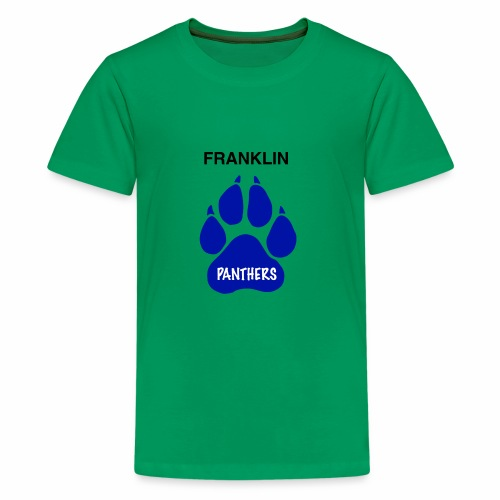 Franklin Panthers - Kids' Premium T-Shirt