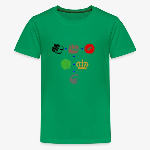 walrus and the carpenter - Kids' Premium T-Shirt