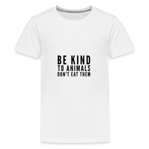 Be Kind Shirt - Kids' Premium T-Shirt