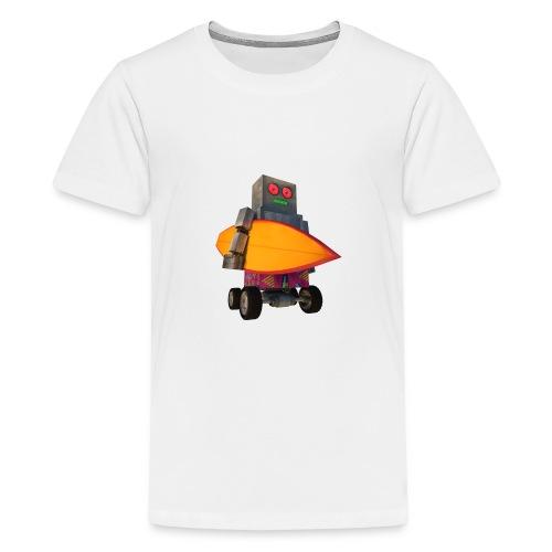 SURF, MACHINE - Kids' Premium T-Shirt