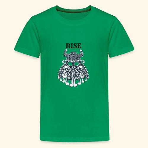 RISE CELTIC WARRIOR - Kids' Premium T-Shirt