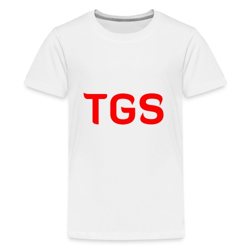 TGS Logo - Kids' Premium T-Shirt