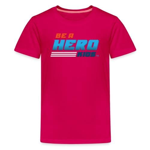 BHK secondary full color stylized TM - Kids' Premium T-Shirt
