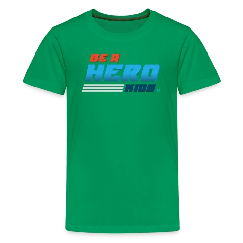 BHK secondary full color stylized TM - Kids' Premium T-Shirt