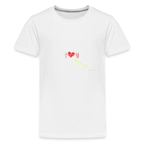 I love my sister merch - Kids' Premium T-Shirt