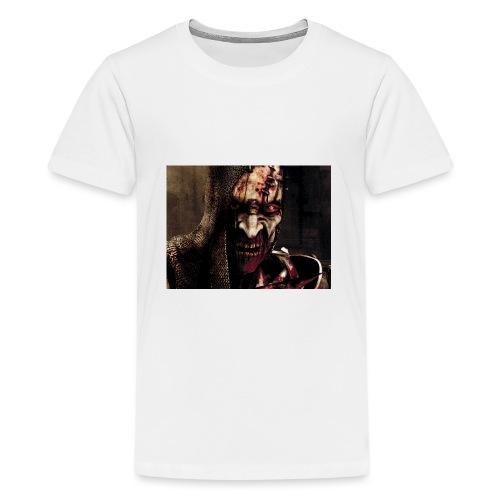 Zomby stranger - Kids' Premium T-Shirt