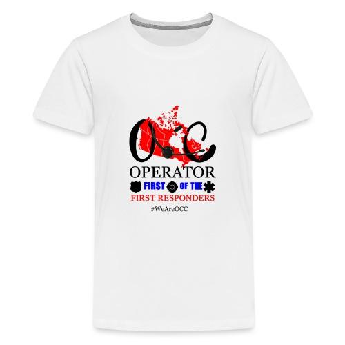 We Are OCC Plus Size - Kids' Premium T-Shirt