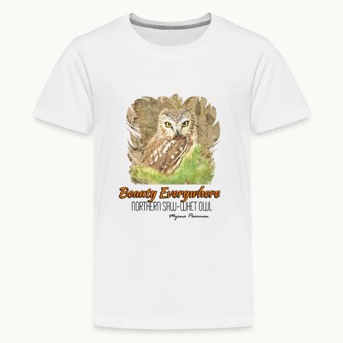 Beauty Everywhere -ORANGE- Carolyn Sandstrom - Kids' Premium T-Shirt