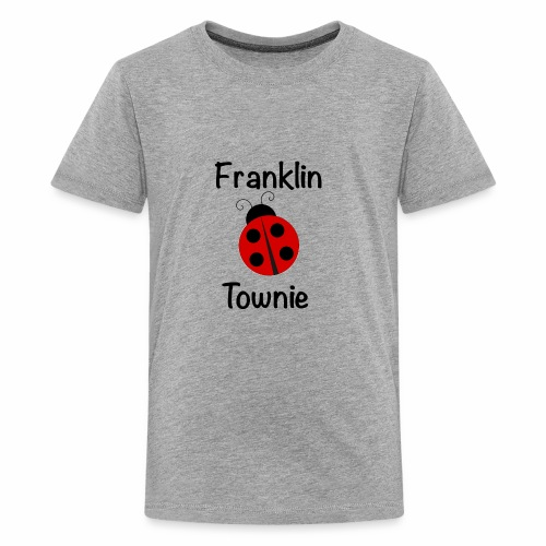 Franklin Townie Ladybug - Kids' Premium T-Shirt
