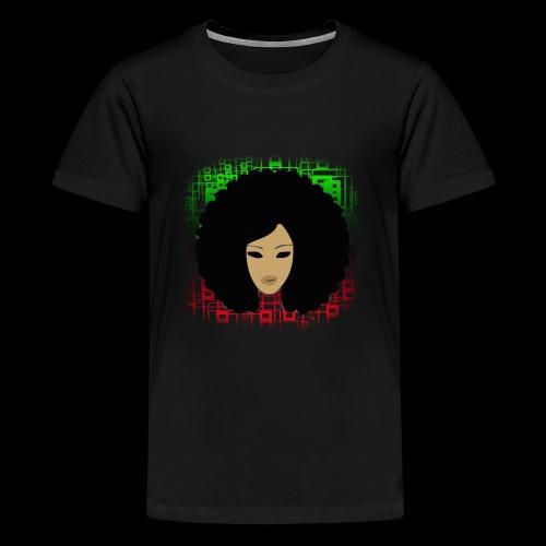 Afromatrix - Kids' Premium T-Shirt