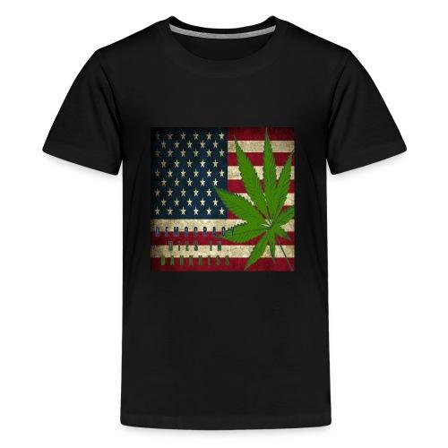 Political humor - Kids' Premium T-Shirt