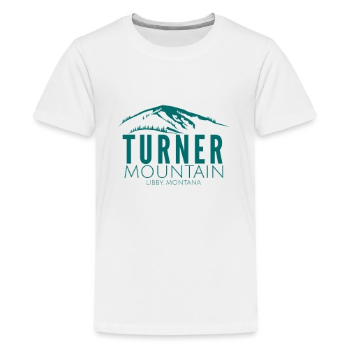 Turner Mountain - Kids' Premium T-Shirt
