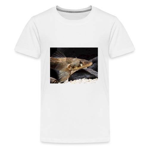 zingel fish face photo - Kids' Premium T-Shirt