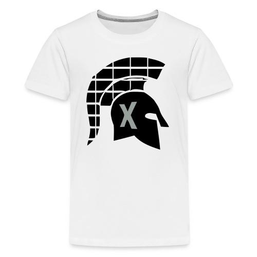 Spartans Tech Black - Kids' Premium T-Shirt