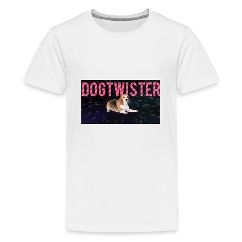 Dogtwister - Kids' Premium T-Shirt