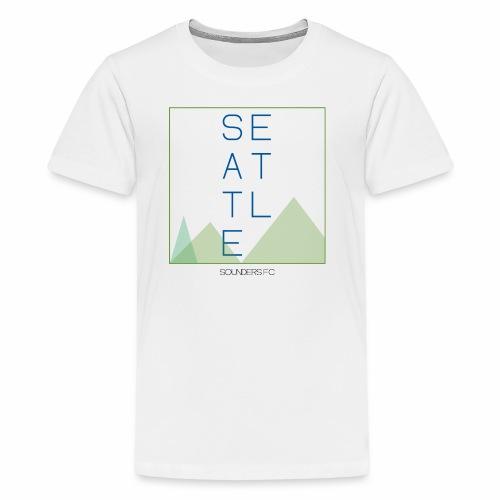 Seattle - Kids' Premium T-Shirt