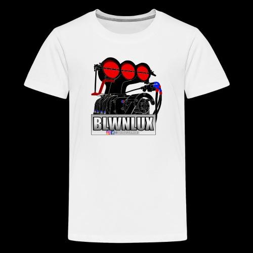 BLWNLUX (Engine) - Kids' Premium T-Shirt
