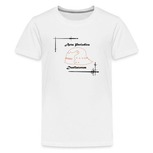 APD logo - Kids' Premium T-Shirt