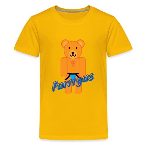 Furrrgus @ Underbear - Kids' Premium T-Shirt