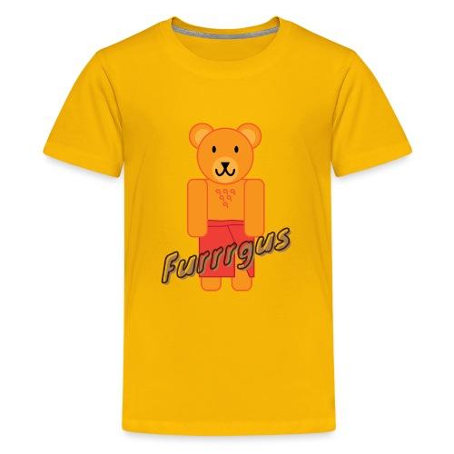 Presidential Suite Furrrgus - Kids' Premium T-Shirt