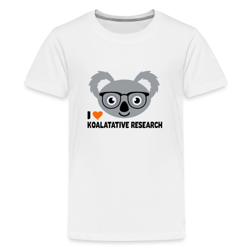 Koalatative Research - Kids' Premium T-Shirt
