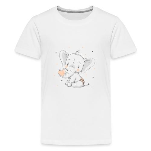 Baby elephant - Kids' Premium T-Shirt