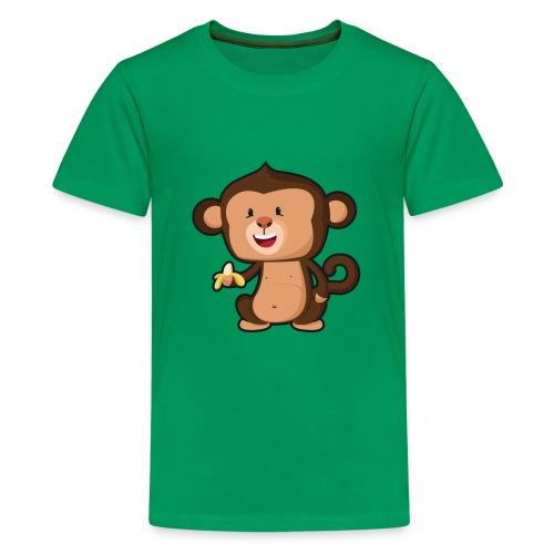 Baby Monkey - Kids' Premium T-Shirt