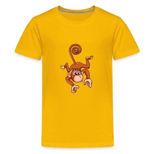 Cheeky Monkey - Kids' Premium T-Shirt
