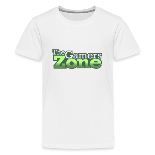 THE GAMERS ZONE - Kids' Premium T-Shirt