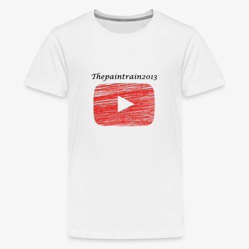 Thepaintrain2013 collection #1 - Kids' Premium T-Shirt