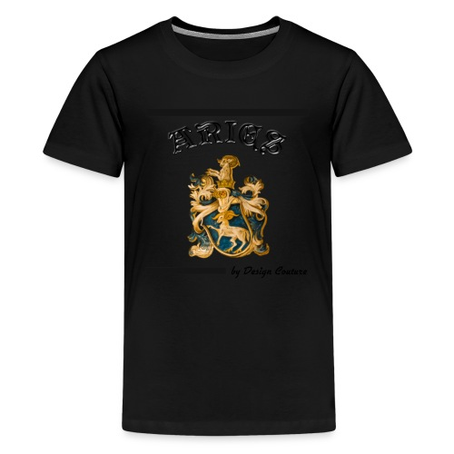 ARIES BLACK - Kids' Premium T-Shirt
