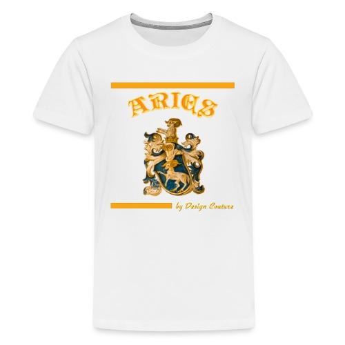 ARIES ORANGE - Kids' Premium T-Shirt