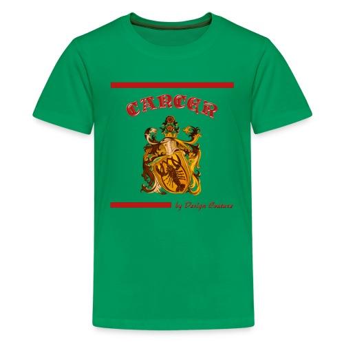 CANCER RED - Kids' Premium T-Shirt