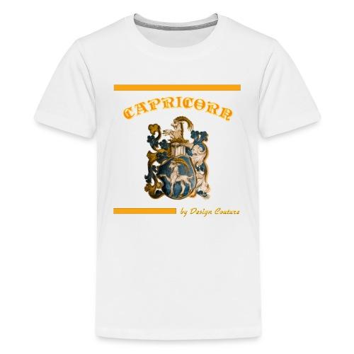 CAPRICORN ORANGE - Kids' Premium T-Shirt
