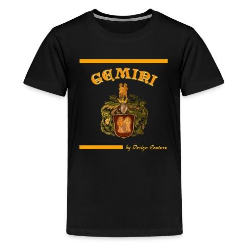 GEMINI ORANGE - Kids' Premium T-Shirt