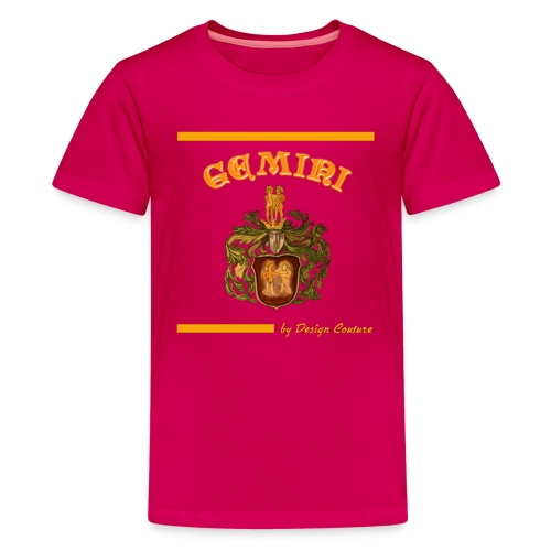 GEMINI ORANGE - Kids' Premium T-Shirt