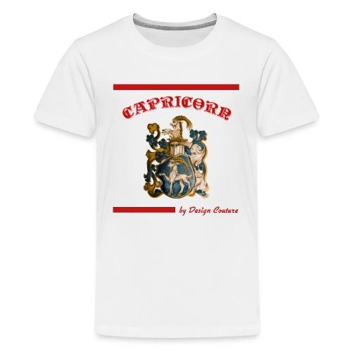CAPRICORN RED - Kids' Premium T-Shirt