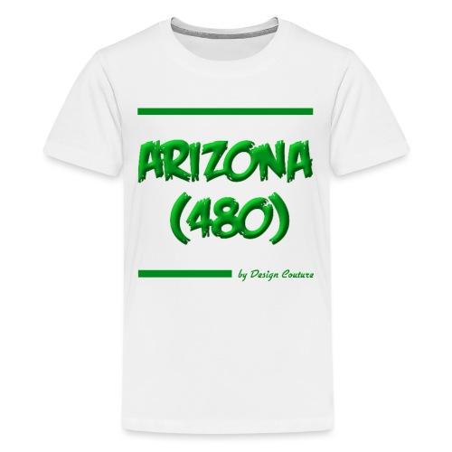 ARIZON 480 GREEN - Kids' Premium T-Shirt