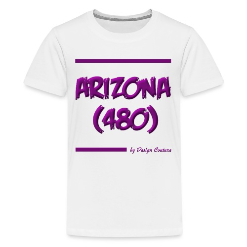 ARIZON 480 PURPLE - Kids' Premium T-Shirt