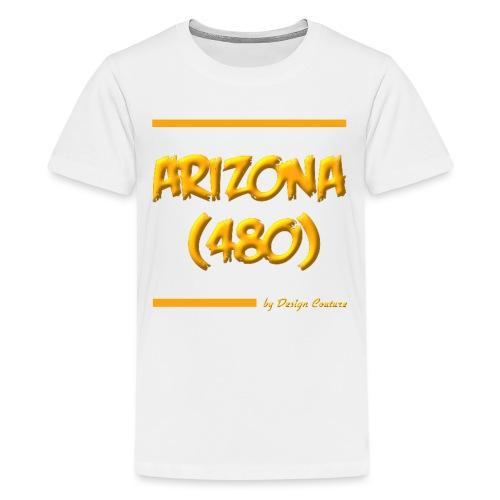 ARIZON 480 ORANGE - Kids' Premium T-Shirt