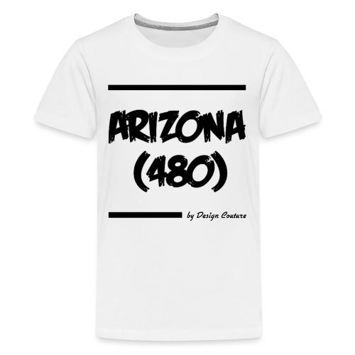 ARIZON 480 BLACK - Kids' Premium T-Shirt