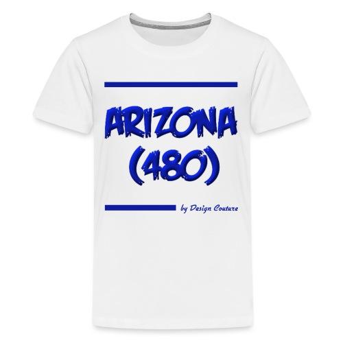 ARIZON 480 BLUE - Kids' Premium T-Shirt