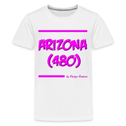ARIZON 480 PINK - Kids' Premium T-Shirt