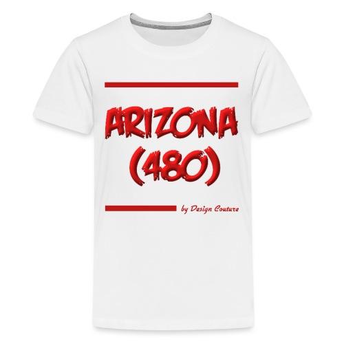 ARIZON 480 RED - Kids' Premium T-Shirt