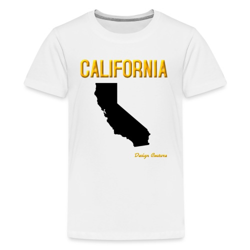 CALIFORNIA ORANGE - Kids' Premium T-Shirt